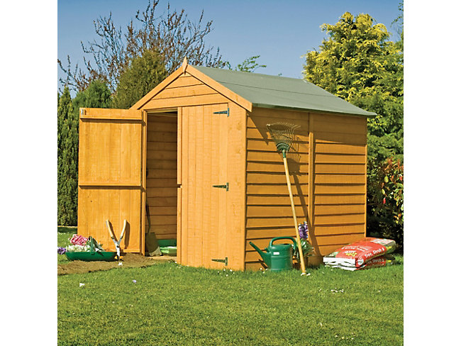 Selected Timber Shed Offers