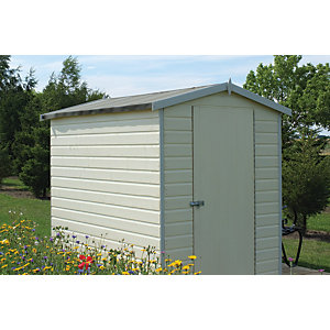 Shire 7 x 5 ft Easy Assembly Timber Shiplap Apex Shed