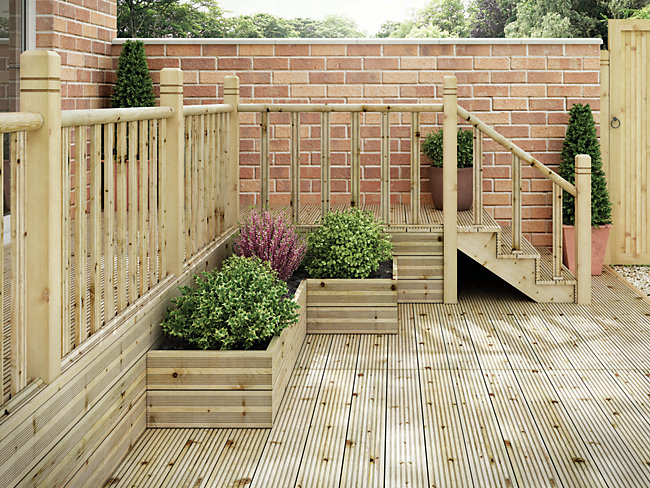 Timber Deckboards