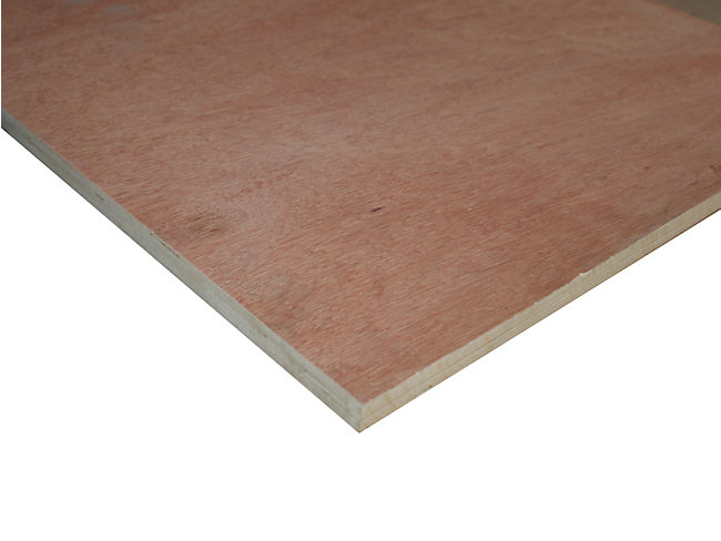 Non Structural Hardwood Plywood 18mm X 1220mm X 2440mm