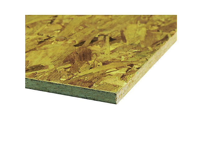 Wickes General Purpose OSB3 Board - 18mm X 1220mm X 2440mm
