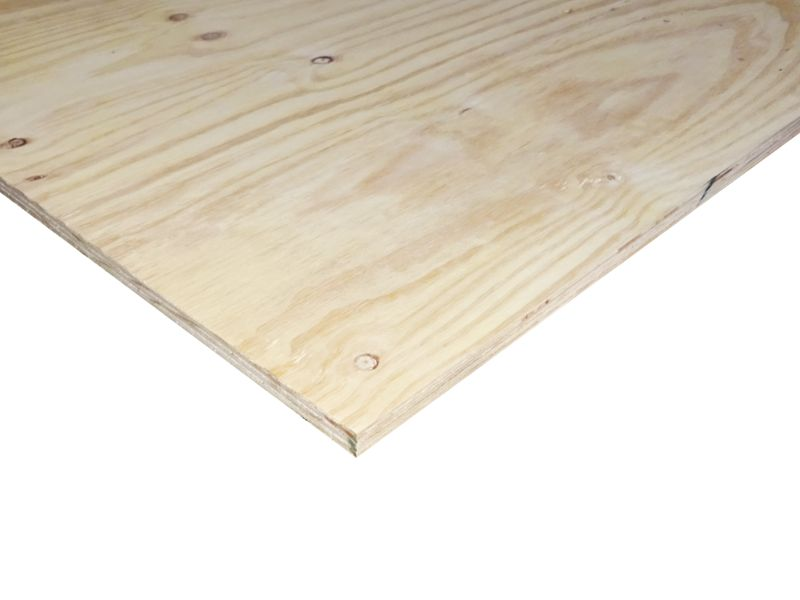 Structural Softwood Plywood