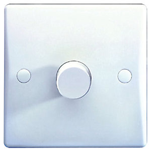 Image of Schneider Ultimate Dimmer 1 Gang 2 Way 400W