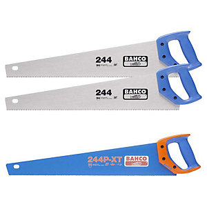 Bahco 244-22-2P-244 Xt Hand Saw Triple Pack - 22in