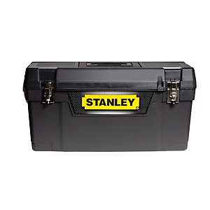 Image of Stanley 1-94-858 Metal Latch Toolbox - 20in