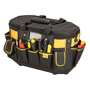Image of Stanley FMST1-70749 FatMax Round Top Rigid Tool Bag - 20in