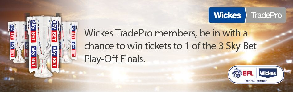 We're giving away 4 pairs of tickets to each of the Sky Bet Play-Off Finals