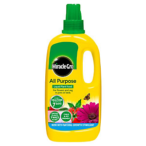 Image of Miracle-Gro All Purpose Liquid Feed - 1L