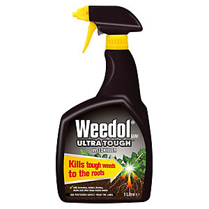 Image of Weedol Ultra Tough Ready to Use Weedkiller - 1L