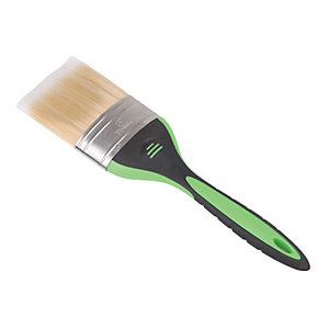 Wickes All Purpose Soft Grip Paint Brush - 3in