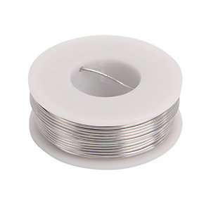 Image of Wickes Lead Free Electrical Solder - 100g
