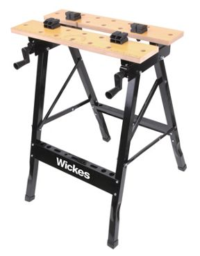 Stupendous Wickes Fold Down Workbench 605Mm Camellatalisay Diy Chair Ideas Camellatalisaycom