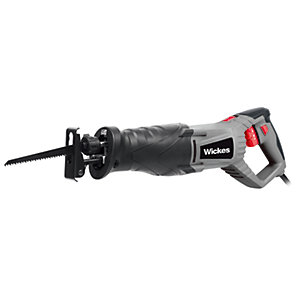 Wickes Variable Speed Corded Reciprocating Saw 240V - 850W
