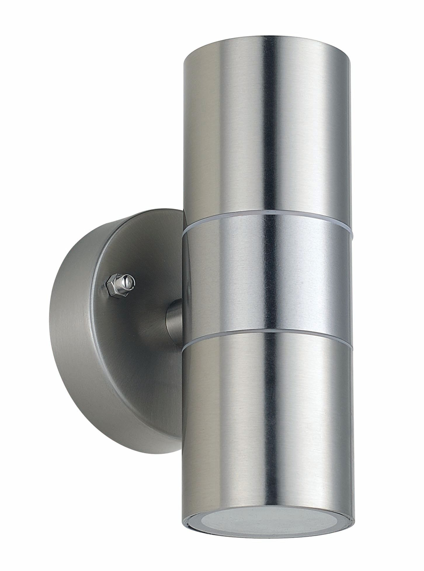 Philips myGarden Parrot Outdoor Wall Stainless Steel Lantern With Motion Sensor