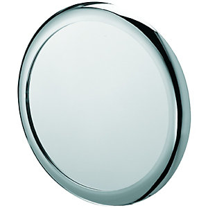Image of Wickes Boston Circular Bathroom Mirror - 340mm