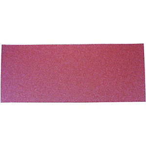 Wickes 1/3 Orbital Sanding Sheet Paper - Pack of 25