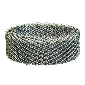 Image of Expamet 768-20 Expanded Stainless Steel Mesh Coil - 65mm x 20m