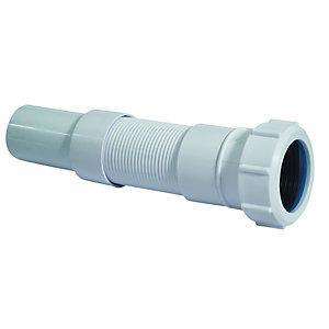 Image of McAlpine Flexcon6 Flexible Pipe Connector - 38 x 457mm