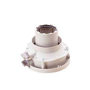 Image of Worcester Bosch Boiler High Level Horizontal Flue Adaptor
