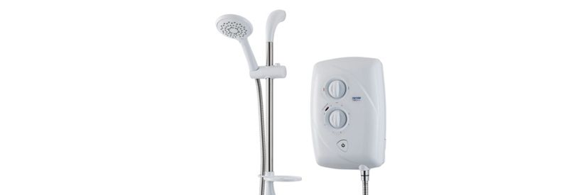 Triton T80 Easi-Fit Electric Shower - 9.5kW
