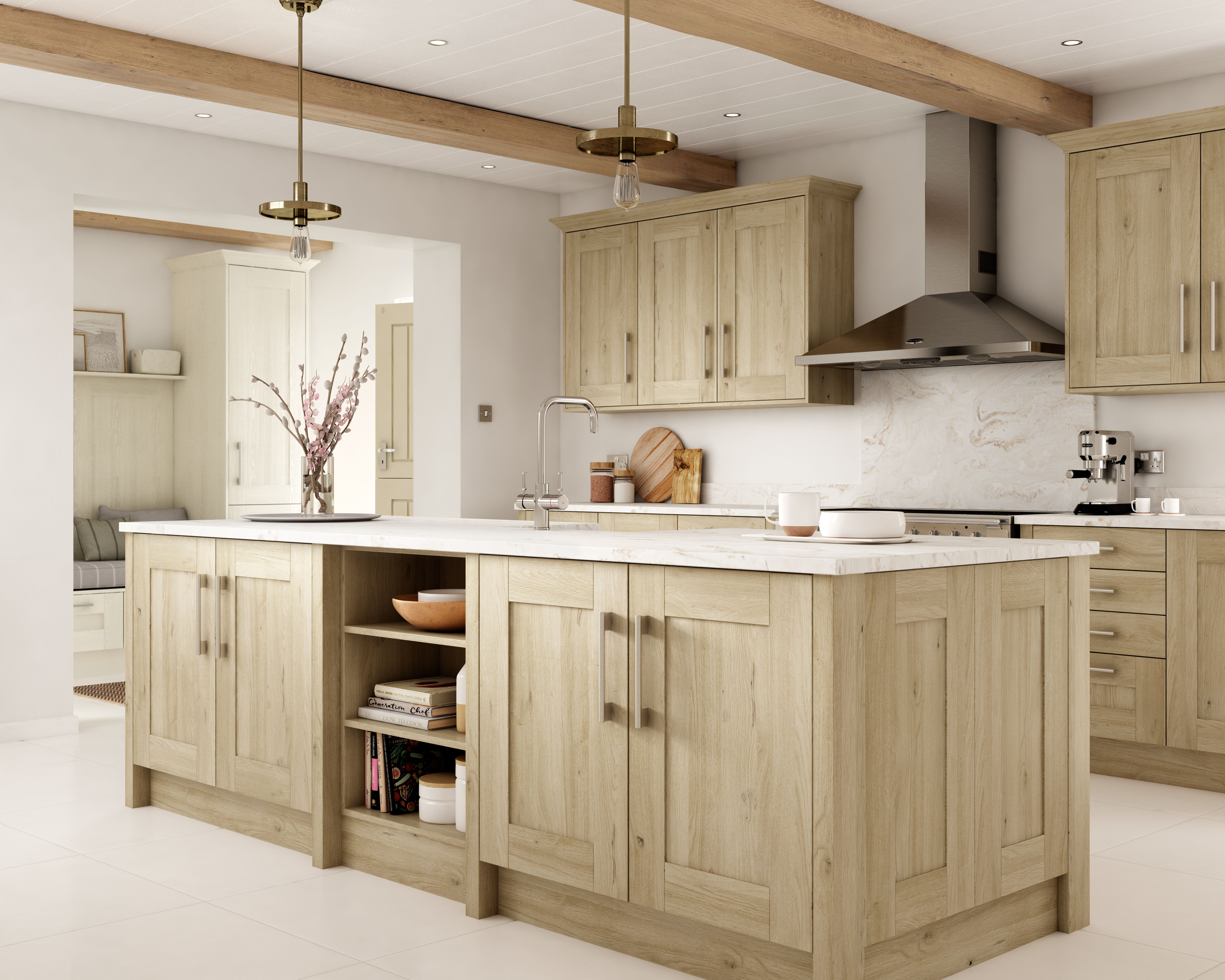 Oak Kitchen Traditional