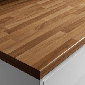 Groovy Wickes Laminate Worktop Blocked Oak Effect 600Mm X 38Mm X 3M Bralicious Painted Fabric Chair Ideas Braliciousco