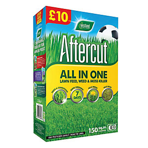 Image of Westland All In One Lawn Feed Weed and Moss Treatment - 5.25kg