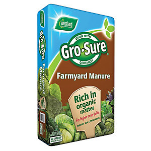 Image of Gro-Sure Farmyard Manure - 50L NF
