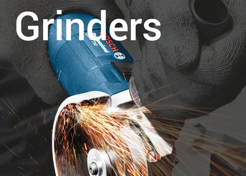 Bosch Professional Grinders
