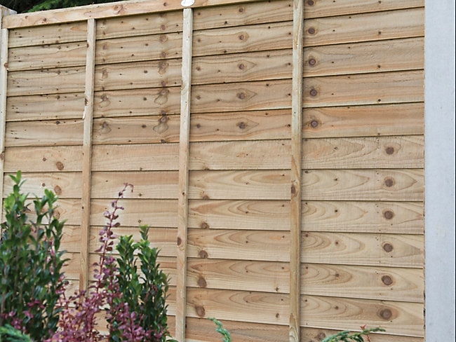 Fencing - Garden Fencing, Fencing Supplies | Fences | Wickes
