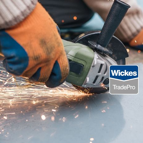 Always cheaper with Wickes TradePro