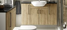 Fitted Bathroom Furniture -Bathrooms | Wickes