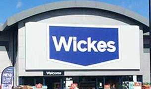 Nearest Wickes Showroom - Store Locator