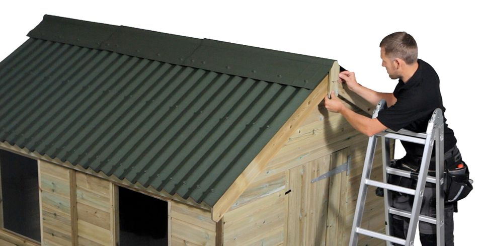 Corrugated Roof Fixings Wickes - Latest Rooftop Ideas