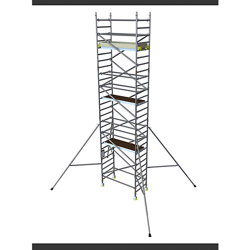 BoSS Clima 3T Access Tower 0.85m (W) x