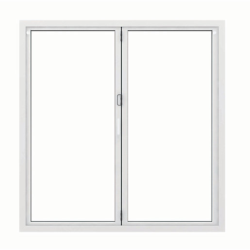 JCI Aluminium Bi-Fold Door Set White Left Opening