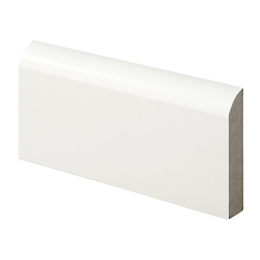 Wickes Bullnose Fully Finished Architrave - 14.5mm x