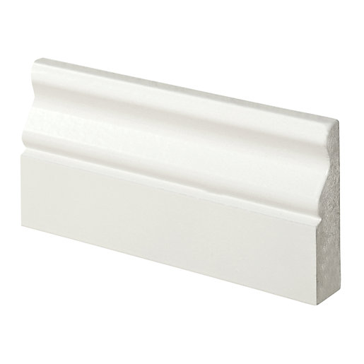 Wickes Ogee Fully Finished Architrave - 18mm x