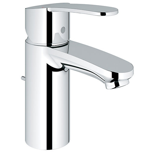Grohe Wave Cosmo Basin Mixer Tap - Chrome