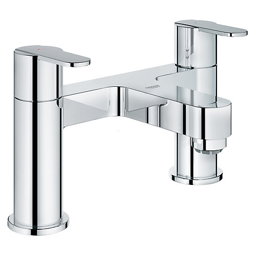 Grohe Get Bath Filler Tap - Chrome | Wickes.co.uk