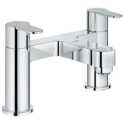 Grohe Wave Cosmo Bath Filler Tap - Chrome