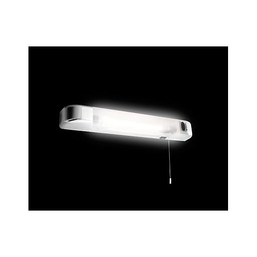 wickes bathroom light wickes chrome shaver light 110 230v 60w wickes co uk 15180