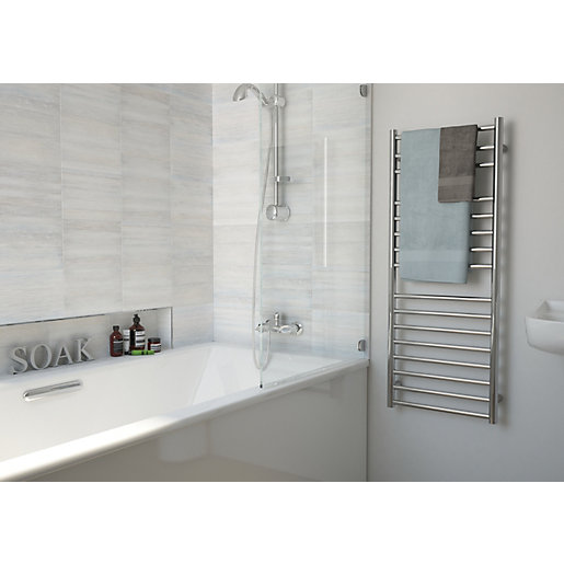 Wickes Formations Linear Shades Ceramic Wall Tile 300 X