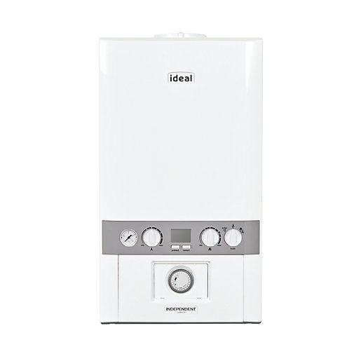 Ideal Independent Combi Boiler with built-in timer -
