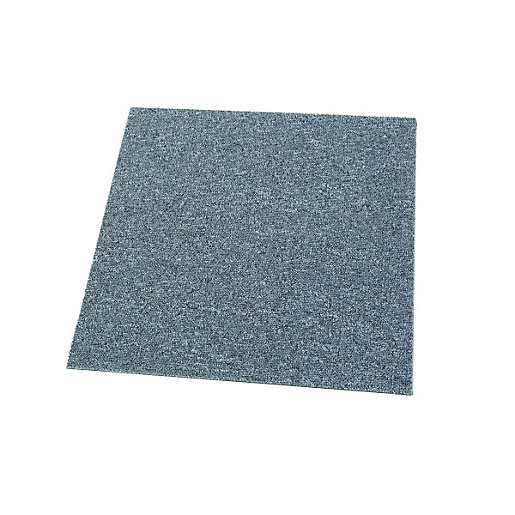 Wickes Flooring Offers: Wickes Carpet Tile Light Grey 500 X 500mm Deal At Wickes