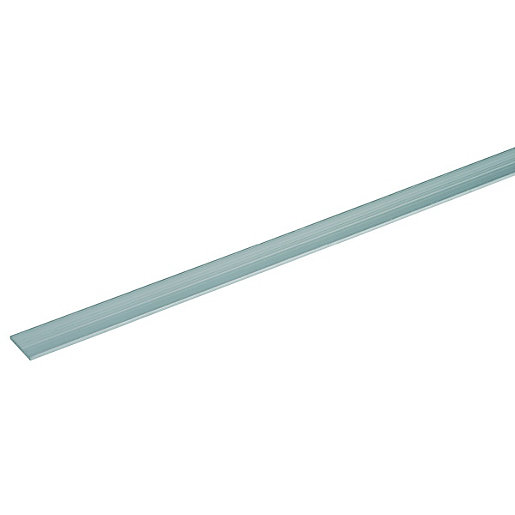 ALUMINIUM EQUAL ANGLE 25 x 25mm 2 thickness lengths up to 2.5m