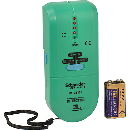 Schneider Electric Thorsman 3 in 1 LED Detector