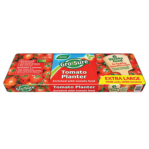 Westland Gro-sure Tomato Planter Growbag - 38L