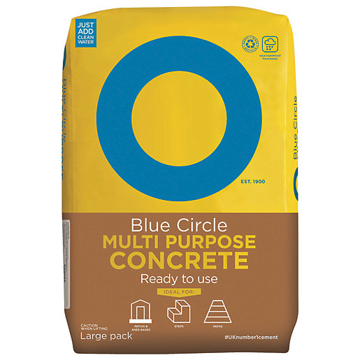 Blue Circle Multi-Purpose Ready To Use Concrete -