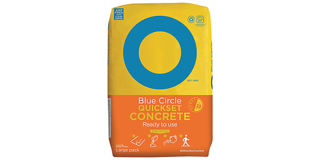Quick Set Concrete